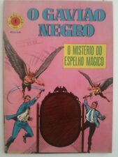 O Gavião Negro 4 (1968) - Ebal - Brasilianischer Hawkman 10 (1965)