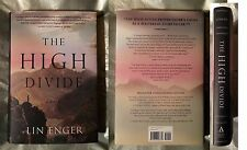 The High Divide by Lin Enger [HC w/Dustcover] Western [2014]