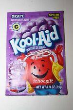 5 x US Kool-Aid Unsweetened Soft Drink Mix GRAPE Flavor