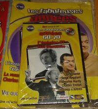 NINO FERRER SERGE REGGIANI FRANCOISE HARDY CHARLES TRENET.... DVD+FASICULE NEUF