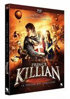 Prince Killian et le trésor des templiers BLU-RAY NEUF SOUS BLISTER
