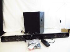 Samsung Soundbar Model #HW-E450 & Wireless Subwoofer Model #PS-WE450 with Remote