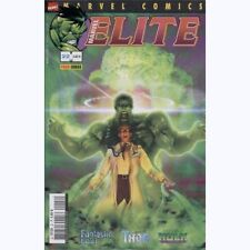 MARVEL ELITE 22.Descente aux Enfers CB26
