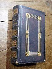 abbé James - Épîtres & Évangiles Dimanches & Fêtes 1841 GRAVURES Reliure Niedrée