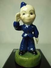 Carlton Ware Kids AIRMAN Figurine Numbered Limited Edition