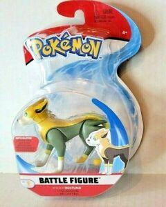"Pokemon BOLTUND 3"" Articulated Battle Figure 2021 New"
