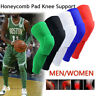 HOT Basketball Knee Pads Honeycomb Leg Knee Sleeve Protective Support Guard USA