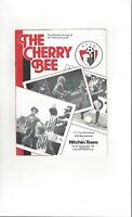 Bournemouth v Hitchin Town FA Cup Football Programme 1978/79