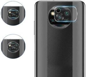 (2x) Kamera Linse Schutzfolie Anti-Kratzer Glasfolie für Xiaomi POCO X3 PRO