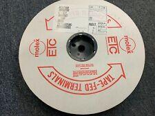 **500-PCS Molex 19208-0002 Splice Terminal 10-12AWG Copper 8.4mm