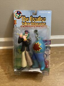 The Beatles Yellow Submarine: Paul with Sucking Monster Figure (Damaged Package)