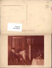 478504,Künstler Ak J. A. Muenier Le Vieux Maitre Maler Künstler