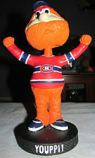 2014 MONTREAL CANADIENS BOBBLE HEAD YOUPPI LIMITED EDITION RARE!