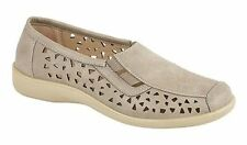 Evening Standard (B) Width Synthetic Leather Flats for Women