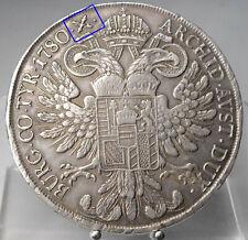 PRACHTSTÜCK!! Maria Theresia Taler 1780, Venedig, H37b Var., Silber