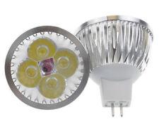 6x Epistar Mr16 12V Cool White 12W Led Light Bulb Lamp upto 40,000 hrs life span