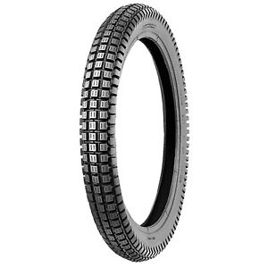 3.00x21 (51P) Tube Type Shinko SR241 Series Trials Tire