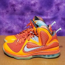 2012 Nike Lebron 9 Big Bang AS 520811 800 Mens Sz 10