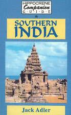 Southern India (Hippocrene Companion Guides) - New Book Adler, Jack