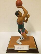 Oscar Robertson Autographed Sports Impressions Porcelain LE #'d Figurine w/ COA