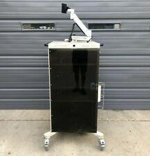 Medi Mech Endoscopy Mobile Rolling Laboratory Medical Cart Olympus Stryker