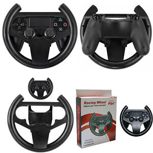 Steering Gaming Racing Wheel for Sony Playstation 4 PS4 Gamepad Grip Controller