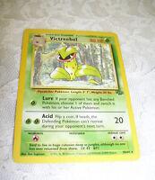 RARE POKEMON TRADING CARD VICTREEBEL 1999 30/64