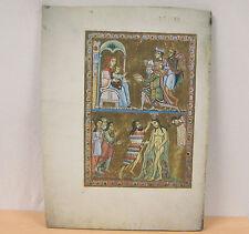 Antiphonar di Sankt Peter-Codex Vindobonensis Series Nova 2700, fac