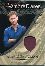 Vampire Diaries Season 1 Wardrobe Card M18 Alaric Saltzman