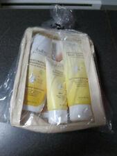 Babo Botanicals Newborn Essentials Set. Shampoo, Lotion, Diaper Cream.