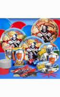 KNIGHT MEDIEVAL BOYS BIRTHDAY PARTY PACK SUPPLIES DECORATIONS BALLOONS PLATES