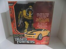Ultimate Bumblebee Transformers Hero Comes to Life Action Figure New