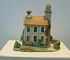 """Lilliput Lane """"Fire House 1"""" Used - In excellent condition, in original box."""