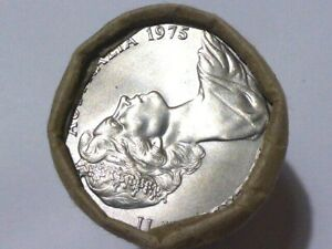 Australia 1975 20 Cent Coin Roll Platypus ** UNC ** in Original Wrapper #2