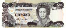 Bahamas billet neuf de 50 cents pick 42 UNC