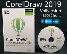 Corel CorelDraw Graphics Suite 2019 - Special Edition (DVD) (CDGS2019SEDEDVDOEM)