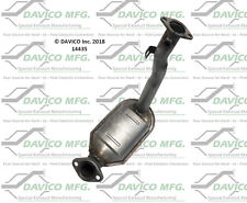 Catalytic Converter-Exact-Fit Front Davico Exc CA 14435