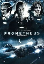 NEW DVD // PROMETHEUS - RIDLEY SCOTT // Noomi Rapace, Michael Fassbender, Charli