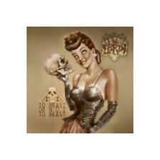 LORDI - TO BEAST OR NOT TO BEAST (DIGIPAK)  CD  HARD ROCK / HEAVY METAL  NEW!
