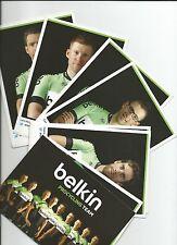 Cyclisme, ciclismo, wielrennen, radsport, EQUIPE BELKIN TOUR DE FRANCE 2013