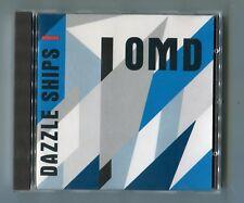 OMD Orchestral Manoeuvres In The Dark CD DAZLE SHIPS © 1983 Virgin near mint