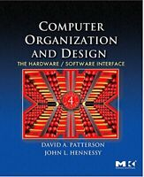 Computer Organization and Design, Fourth Editi... by Hennessy, John L. Paperback