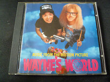 Wayne's World Music From The Motion Picture CINDERELLA ALICE COOPER RHINO BUCKET
