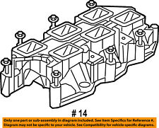 CHRYSLER OEM Engine-Intake Manifold 5281803AA