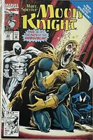 Marc Spector Moon Knight #33 (1989 Marvel)