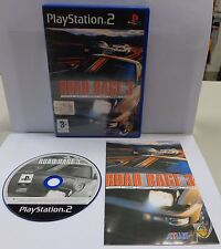 Console Game Gioco SONY Playstation 2 PS2 PSX2 Play PAL - ROAD RAGE 3 - Atlus -