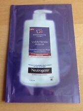 Neutrogena® Visibly Renew Bodymilk elastizitätssteigernd Pflege 6 ml Probe *NEU*