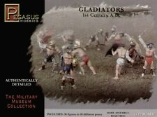Pegasus Hobbies 1/72 Gladiators 1st Century AD # 7100*