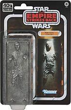 Star Wars Han Solo Carbonite Empire Strikes Back 40th Anniversary Black Series