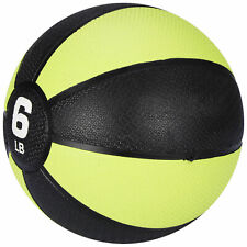 Durable Rubber Exercise Keep Healthy at Home 6lb Fitness Medicine Exercise Ball